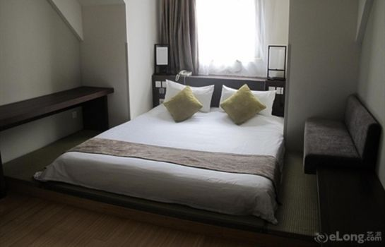 Single room (standard) JI Hotel Xujiahui
