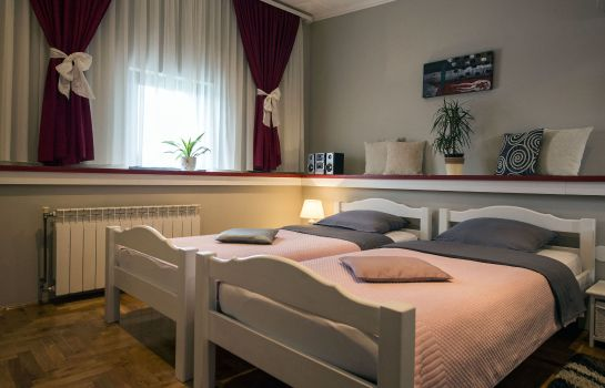 Doppelzimmer Komfort Rooms Madison