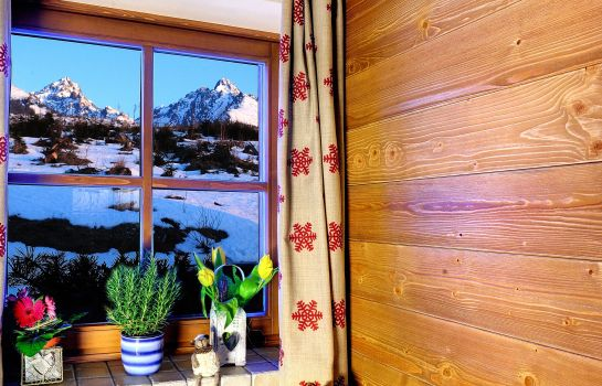 Chambre individuelle (standard) Panoramic Mountain Residence