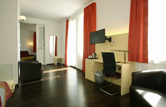 Junior-suite Exe Hotel Klee Berlin Excellence Class