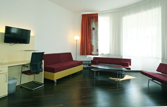 Junior Suite Exe Hotel Klee Berlin Excellence Class
