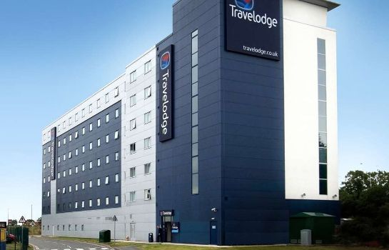 Außenansicht TRAVELODGE BIRMINGHAM AIRPORT