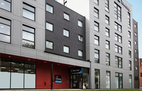 Exterior view TRAVELODGE BIRMINGHAM CENTRAL MOOR STREE