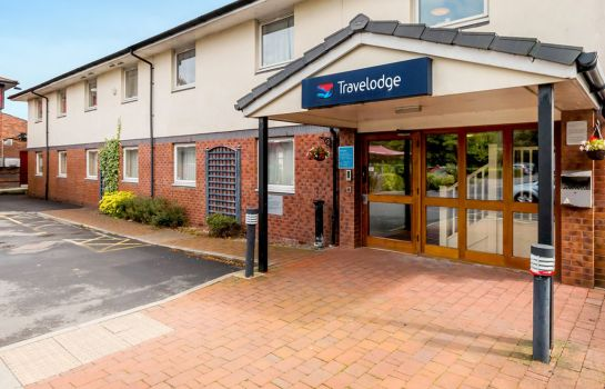 Exterior view TRAVELODGE OLDHAM CHADDERTON