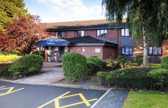 Buitenaanzicht TRAVELODGE RUGBY DUNCHURCH