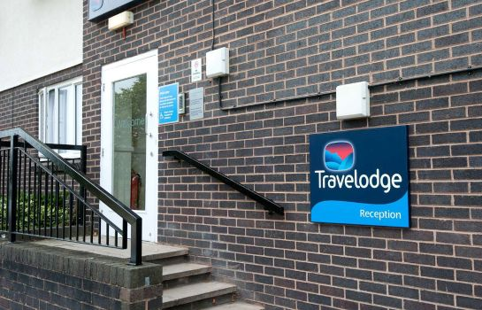 Außenansicht TRAVELODGE CHESTER WARRINGTON ROAD