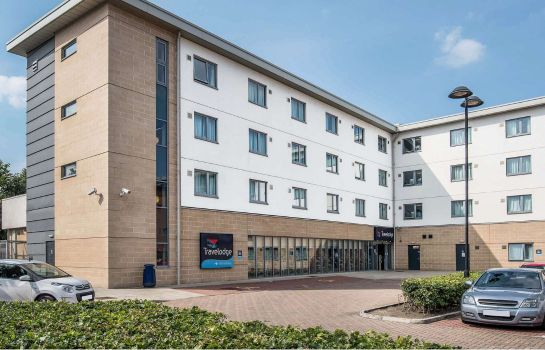 Exterior view TRAVELODGE EDINBURGH AIRPORT RATHO STATI