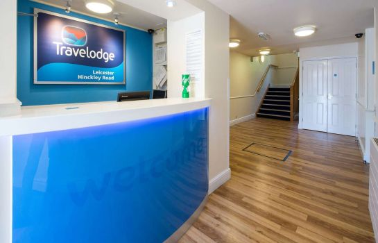 Hol hotelowy TRAVELODGE LEICESTER HINCKLEY ROAD