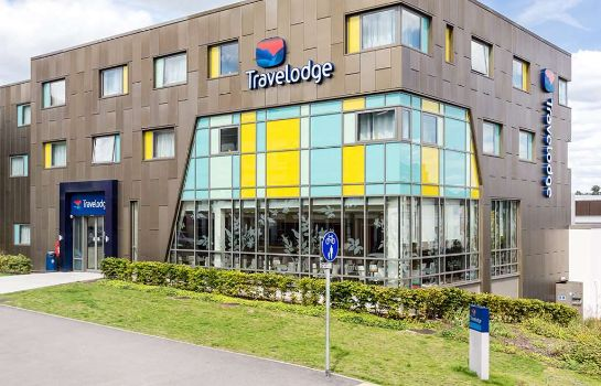 Exterior view TRAVELODGE ALDERSHOT