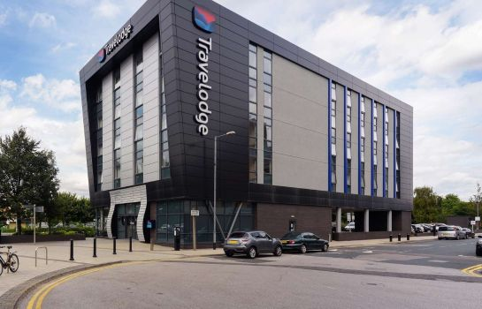 Vista exterior TRAVELODGE HULL CENTRAL