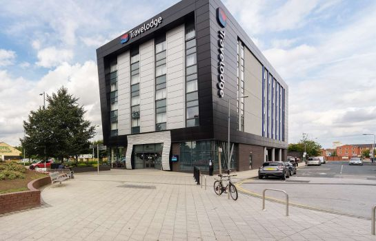 Außenansicht TRAVELODGE HULL CENTRAL