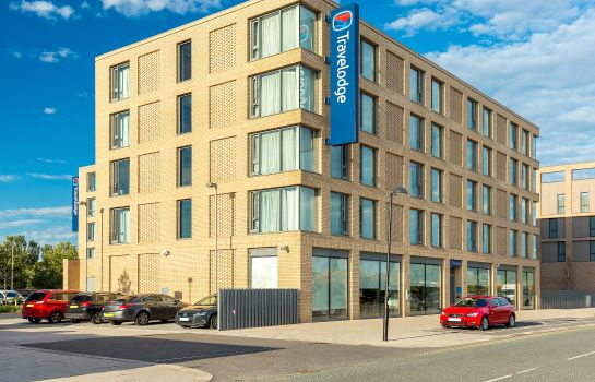 Exterior view TRAVELODGE LONDON EXCEL