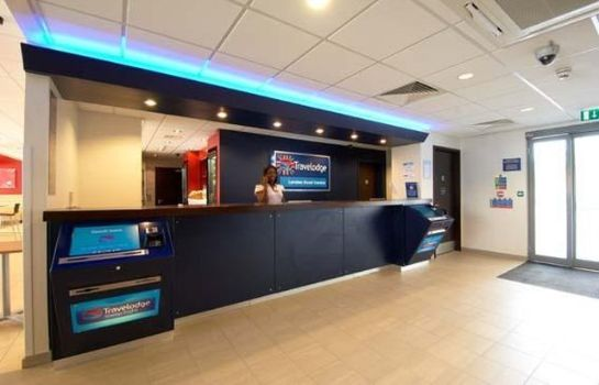 Lobby TRAVELODGE LONDON EXCEL
