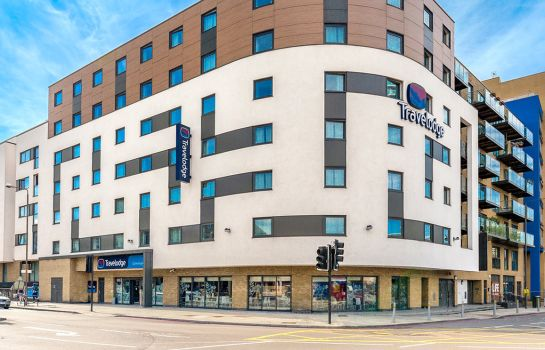 Vista exterior TRAVELODGE LONDON GREENWICH