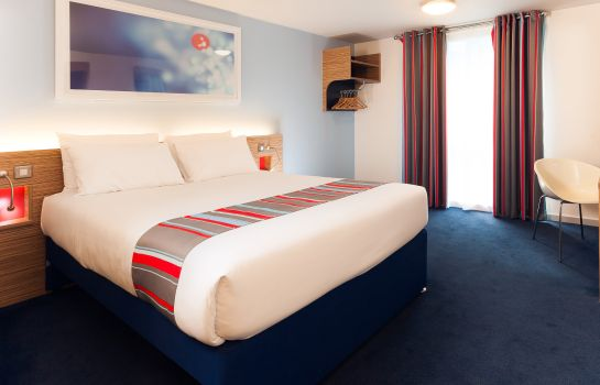 Habitación TRAVELODGE LONDON GREENWICH
