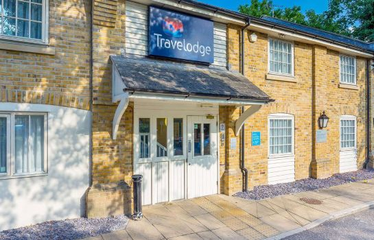Vista esterna TRAVELODGE LONDON SNARESBROOK