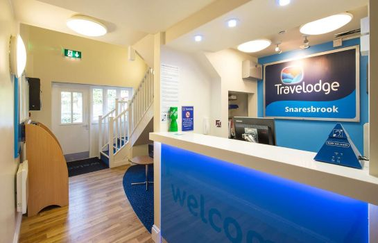 Hall TRAVELODGE LONDON SNARESBROOK