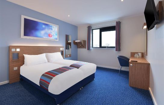 Zimmer TRAVELODGE LONDON SIDCUP