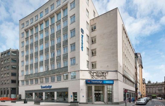 Außenansicht TRAVELODGE LIVERPOOL CENTRAL EXCHANGE ST