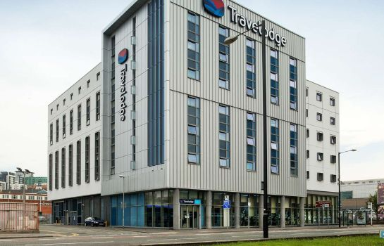 Außenansicht TRAVELODGE MANCHESTER CENTRAL ARENA