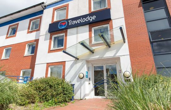Exterior view TRAVELODGE PLYMOUTH DERRIFORD