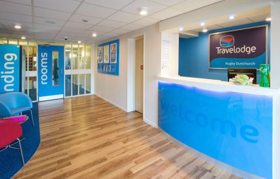 Hotelhal TRAVELODGE RUGBY DUNCHURCH
