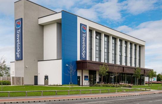 Exterior view TRAVELODGE DARLINGTON