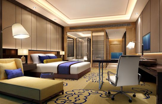 Single room (superior) Crowne Plaza LANZHOU