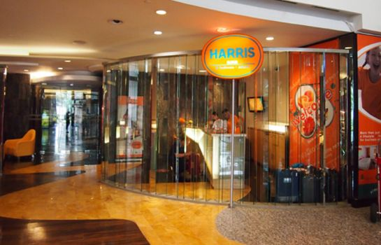 Reception HARRIS Suites fX Sudirman