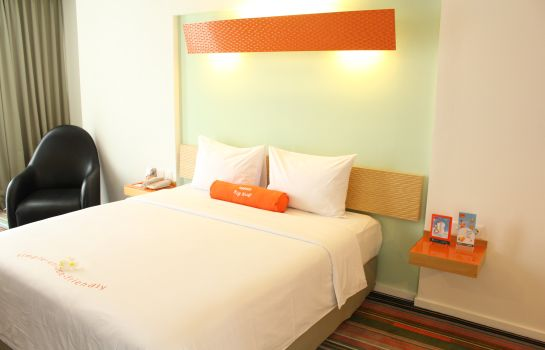 Single room (standard) HARRIS Suites fX Sudirman