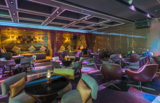 Hotel-Bar Crowne Plaza LANZHOU
