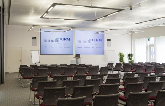 Conference room City Partner Webers das Hotel im RUHRTURM