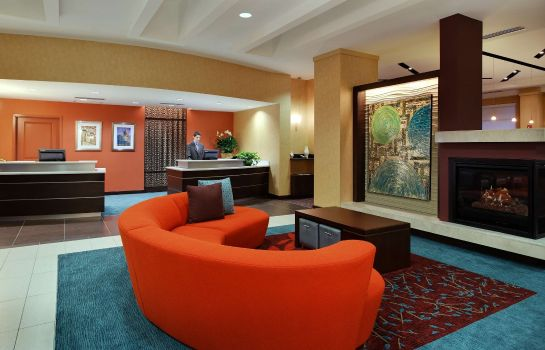 Hotelhalle Residence Inn Little Rock Downtown