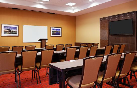 Conference room Residence Inn Little Rock Downtown