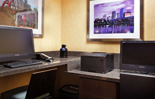 Info Residence Inn Little Rock Downtown