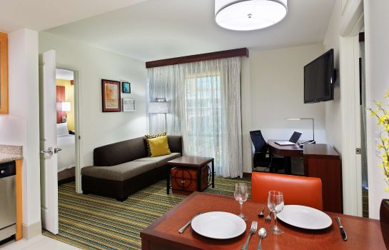 Zimmer Residence Inn Little Rock Downtown