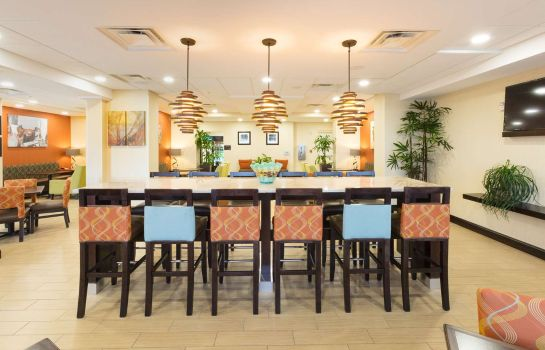 Restaurant Hampton Inn Daytona Beach-Beachfront FL