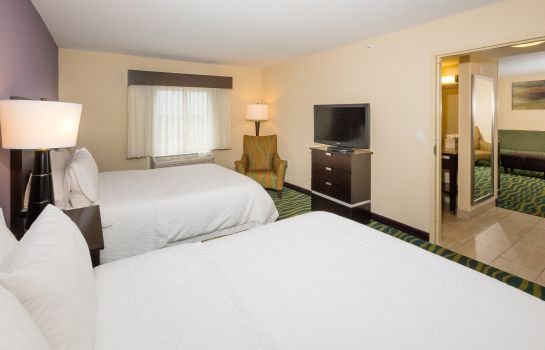 Suite Hampton Inn Daytona Beach-Beachfront FL