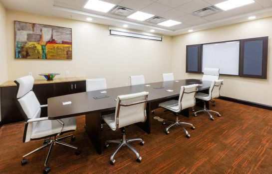 Conference room Hampton Inn Daytona Beach-Beachfront FL