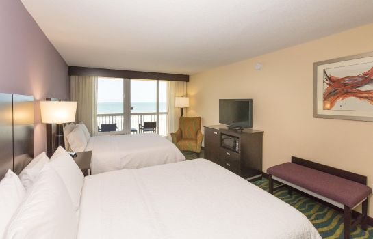 Zimmer Hampton Inn Daytona Beach-Beachfront FL