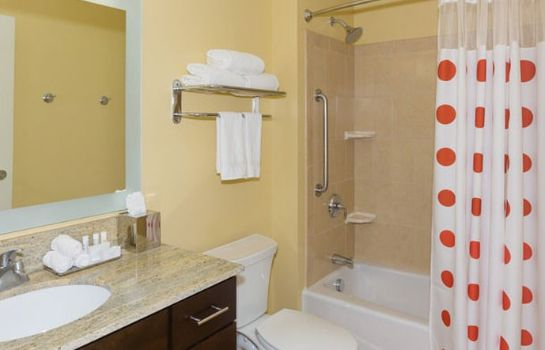 Chambre TownePlace Suites Buffalo Airport