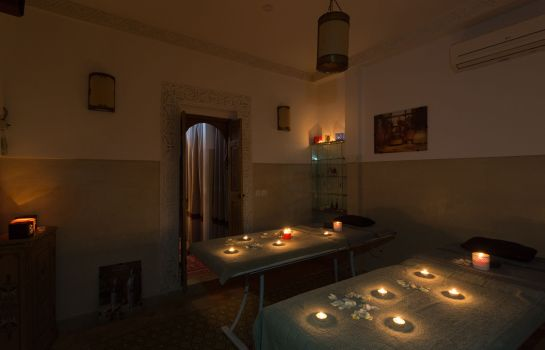 Massage room Riad Melhoun