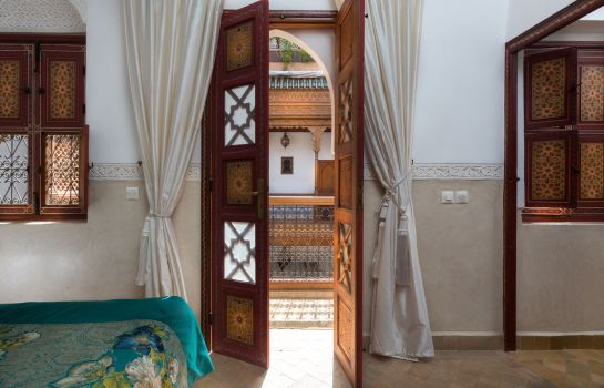 Double room (superior) Riad Melhoun