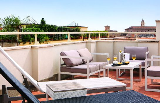 Terras Rome Times Hotel