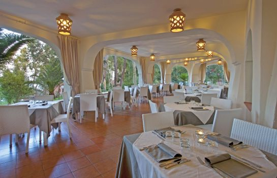 Restaurante Cottage Arbatax Park Resort