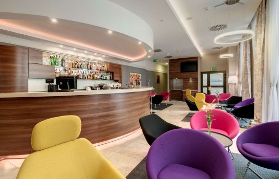 Hotel bar Golden Tulip Krakow City Center