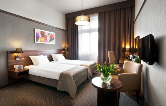 Junior suite Golden Tulip Krakow City Center