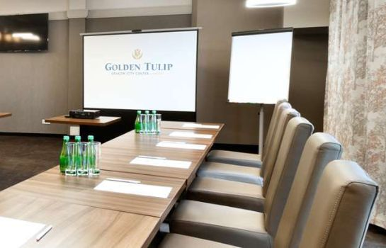 Conference room Golden Tulip Krakow City Center