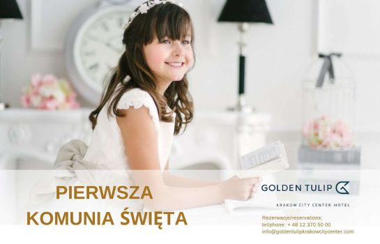 Information Golden Tulip Krakow City Center