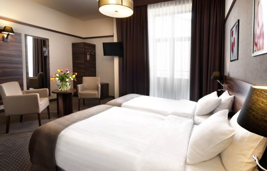 Double room (superior) Golden Tulip Krakow City Center